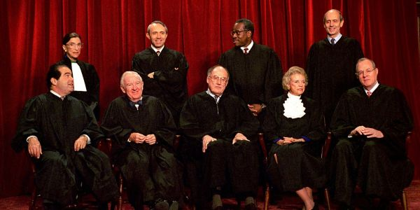 45 landmark Supreme Court cases that changed American life as we knew it