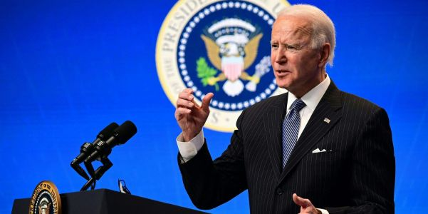 Biden says Trump's impeachment trial 'has to happen' even if it impacts his legislative agenda