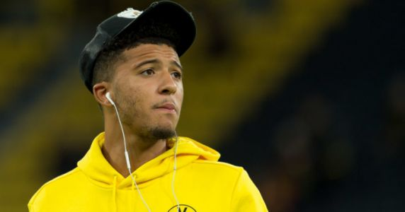 Jadon Sancho says yes to Man Utd as Dortmund take strong stance on transfer fee