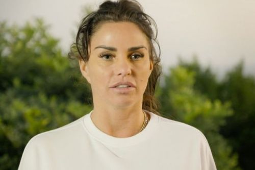 Katie Price shares on 'goodbye letter' to cocaine she penned during rehab stint