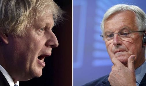 Barnier SIDELINED! Boris to go straight to EU leaders as PM loses patience with eurocrat
