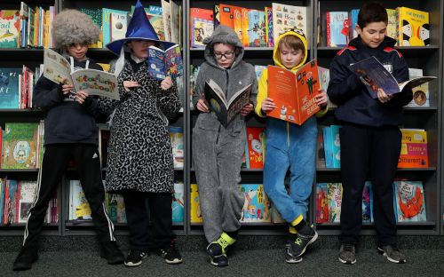 The best thing about schools going back on March 8? We'll miss the dreaded World Book Day