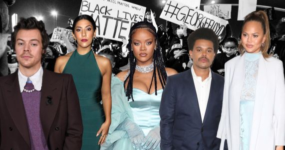 From The Weeknd to Harry Styles, all the celebrities donating to Black Lives Matter organisations