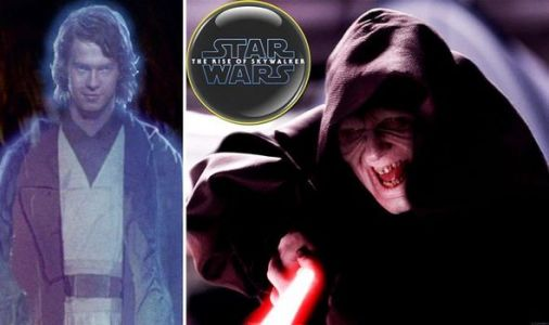 Star Wars 9 theory: Only Anakin's Force ghost can DESTROY Palpatine in Rise of Skywalker