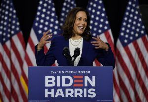 'Kamala Harris' inauguration as US Vice President is a watershed moment for women'