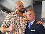 Tyson Fury rules out potential all-UK fight with Anthony Joshua in 2020