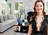 Thelma & Louise star Geena Davis, 64, lists her Spanish mansion for $6M