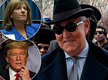 Roger Stone is sentenced to three years as judge rebukes Donald Trump who tweeted as she spoke