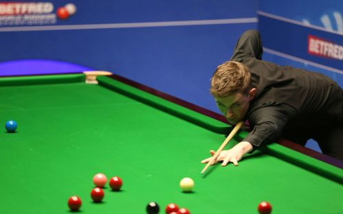 Amateur James Cahill five frames from beating Ronnie O'Sullivan and producing one of theall-time sporting shocks