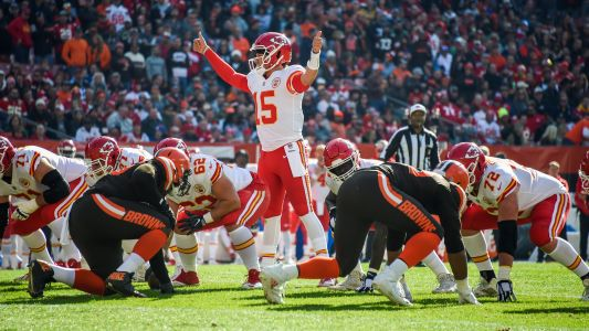 Browns vs Chiefs live stream: how to watch the NFL playoff game online from anywhere