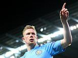 Kevin De Bruyne is the best player in the country by a mile, says Jamie Redknapp