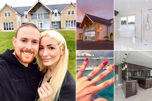 Inside 'ticket tout king's' luxury £1m mansion 'bought with overpriced gig sales'