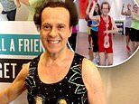 Richard Simmons makes 'coronavirus comeback' on YouTube for the first time in six years