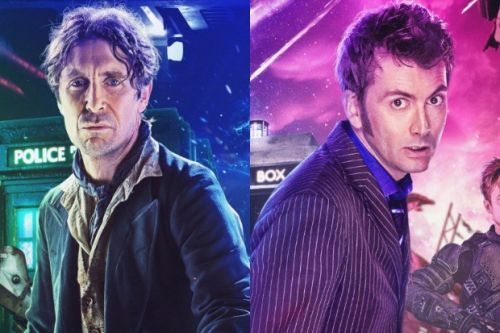 David Tennant and Paul McGann will unite for unique Doctor Who: Time Lord Victorious adventure