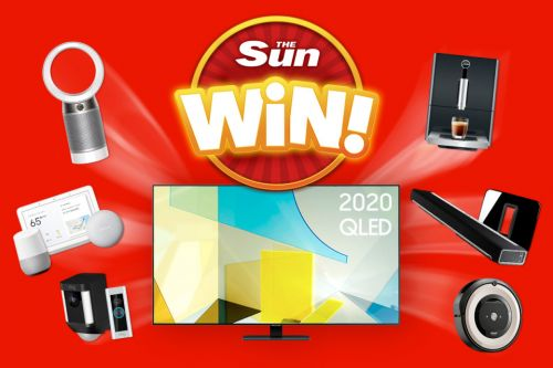 Sun Win: Chance to win a staggering bundle of home tech in new weekly competition