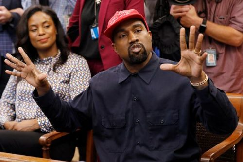 Kanye West 'running for President' and wins backing from billionaire Elon Musk