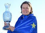 Scotland's Catriona Matthew named 2021 Solheim Cup captain for Europe