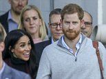 Harry and Meghan announce they are expecting their first child together