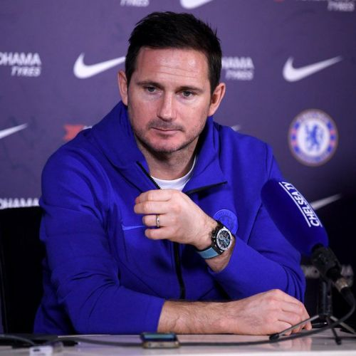 """Lampard admits Chelsea """"will look at"""" short-term signings"""