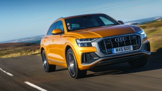 Audi Q8 review: an SUV that's easy on the eye and effortless to drive