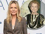 Michelle Pfeiffer signs on to star as Betty Ford in Showtime's anthology series The First Lady