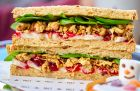 Christmas sandwiches: the best revealed
