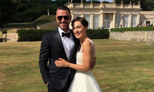 Matt and Emma Willis celebrate 12th wedding anniversary: look back on their big day