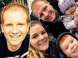 Father, 34, whose cancer was untreatable chose to die at home surrounded by his wife and children