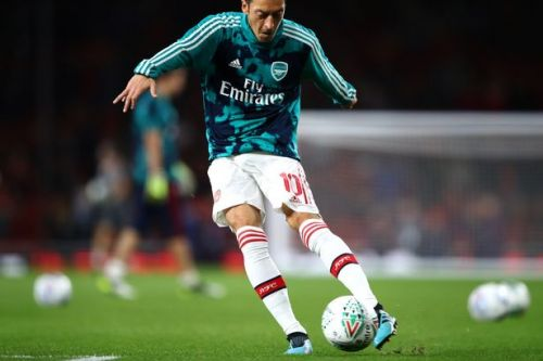 Inter Milan and AC Milan 'join transfer race' for Arsenal outcast Mesut Ozil