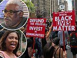 New York warns Black Lives Matter Foundation - which has no affiliation to BLM - to stop fundraising
