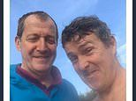 Ex-Labour spin doctor Alastair Campbell breaks social distancing rules for speedo man selfie