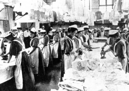 The all-woman riot at a Glasgow asylum for 'fallen women'
