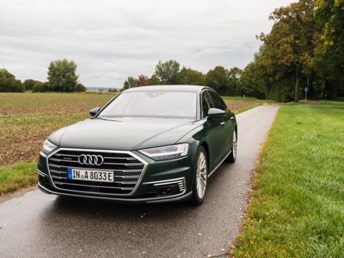 Flagship sedans like the Audi A8 are a dying breed