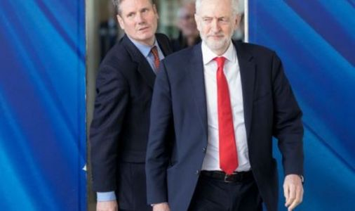 Sir Keir Starmer trounces Jeremy Corbyn in Yougov poll comparing leaders approval ratings