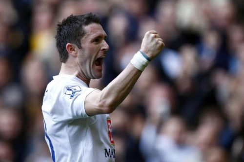 Robbie Keane 'floored Edgar Davids with one punch' during Tottenham training