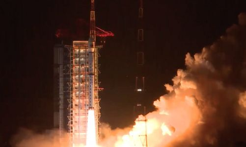 China launches new Gaofen Earth-imaging satellite