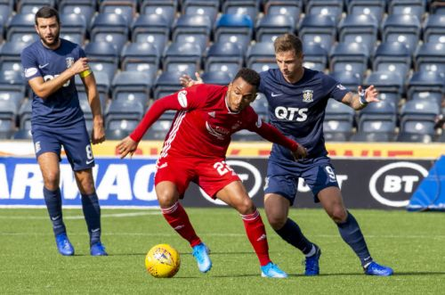 Funso Ojo set for training return as Aberdeen assistant Tony Docherty eyes fully-fit Dons squad for 2020