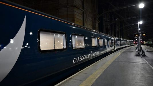 Caledonian Sleeper staff announce strike dates