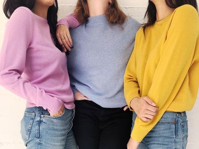 The best cashmere sweaters