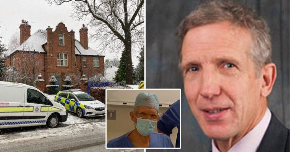 Surgeon fights for life after being 'stabbed by intruder' weeks after retiring