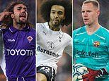 Meet the footballers who don't like football! Including Batistuta, Ter Stegen and Tevez