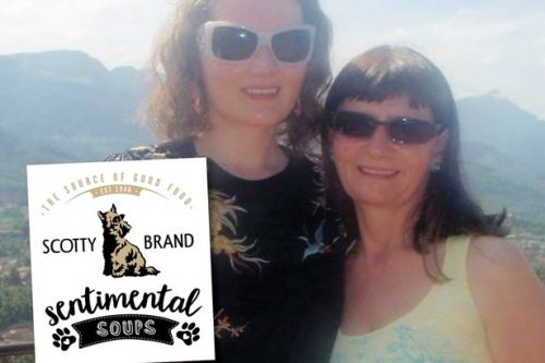 ADVERTORIAL: Mum of two's soup-er winter warmer wins Scotty Brand sentimental soup competition