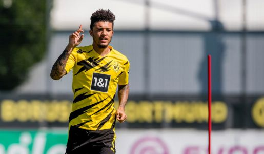 Jadon Sancho will join Manchester United in a 'pretty short' time, claims Owen Hargreaves
