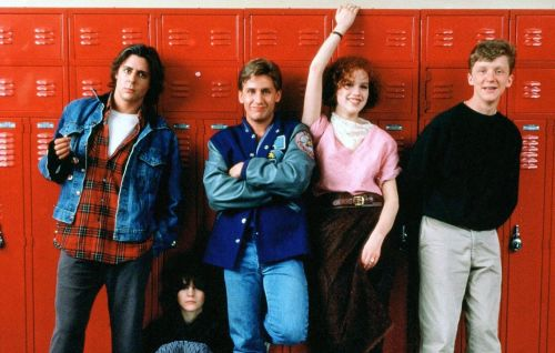 Anthony Michael Hall reveals what John Hughes had planned for a 'Breakfast Club' sequel