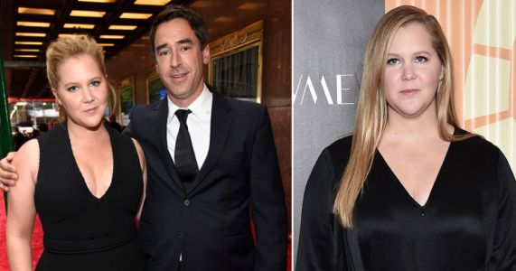 Amy Schumer and Chris Fisher have sex once a week because they 'have to'