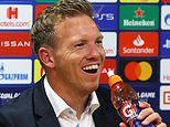 Julian Nagelsmann refuses to get carried away after RB Leipzig reach the Champions League semi-final
