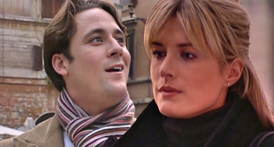 Hollyoaks goes to Rome in iconic flashback Favourite