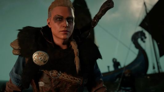 Assassin's Creed Valhalla gameplay footage includes gameplay this time