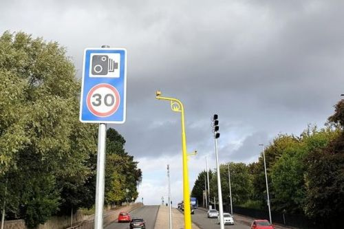 One in three fixed speed cameras can actually catch speeding drivers