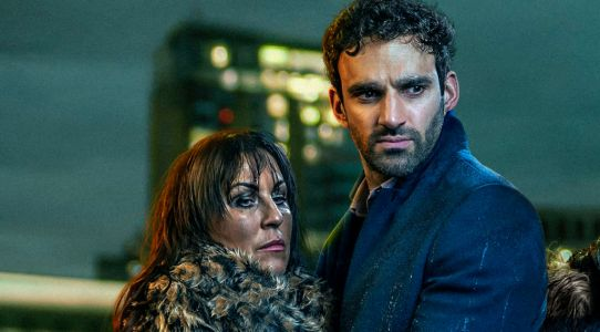 Huge EastEnders exit story for Kush Kazemi as Davood Ghadami leaves after six years
